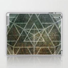 Tetrahedron Ignis Laptop & iPad Skin