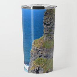 Over the Castle on the Hill Travel Mug
