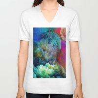 sandman V-neck T-shirts featuring Mister Sandman, bring me a dream by Joe Ganech