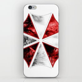 Resident Evil Umbrella iPhone Skin