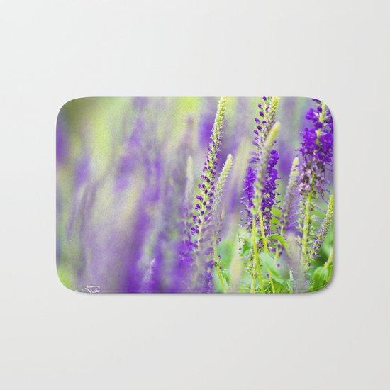 Flower Bath Mat