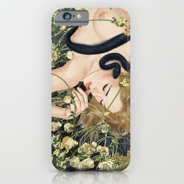 You Will Not Surely Die iPhone Case