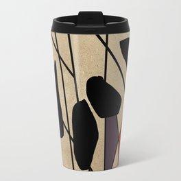 Abstract #14 Travel Mug