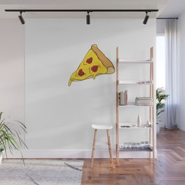 Pizza lovers gift idea  Wall Mural