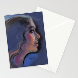 The light within Stationery Cards