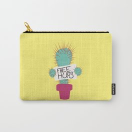 cactus free hugs Carry-All Pouch
