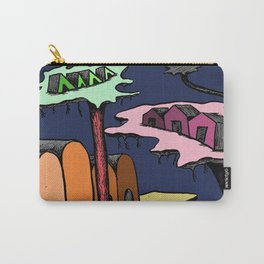 Colonized Carry-All Pouch