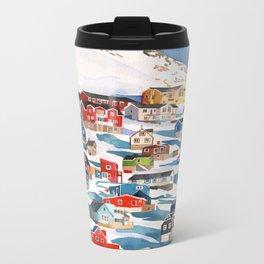 Qaqortoq Metal Travel Mug