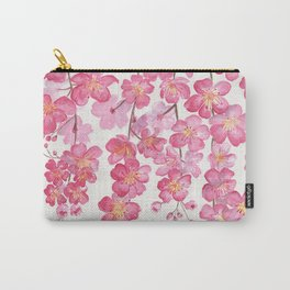 Weeping Cherry Blossom Carry-All Pouch