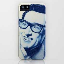 Buddy Holly iPhone Case
