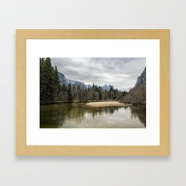 Just Another Place in My Heart Framed Art Print