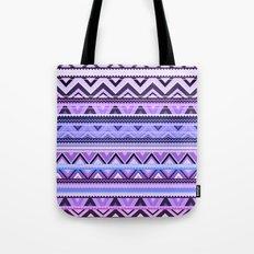 Mix #76 - Double Size - Purple Tote Bag