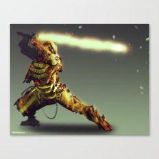 Scorpion Cyber Evolution Canvas Print