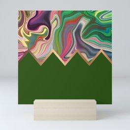 Green Razz Mini Art Print