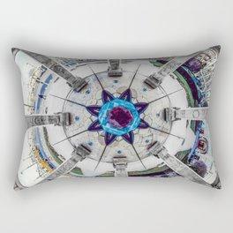 Mandala square Rectangular Pillow