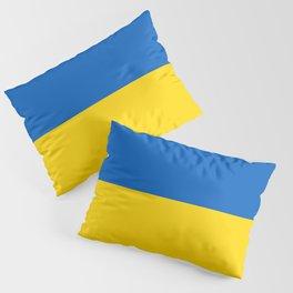 Ukraine Flag Pillow Sham