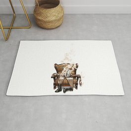 The Ghost in the Shell Rug