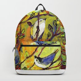 16 Birds Backpack