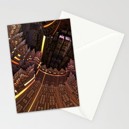 Promotion of coats Stationery Cards