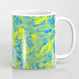 Abstract glass balls Coffee Mug