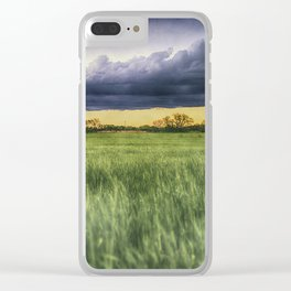 After the Storm 2 Clear iPhone Case