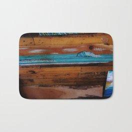 Peace of Wood Bath Mat
