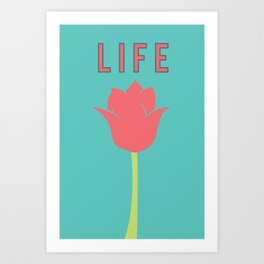 What Are We For: Life Art Print