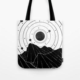 Dark Astronomy Tote Bag