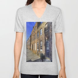 House Mill Bow London Unisex V-Neck