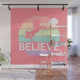 Believe Wall Mural
