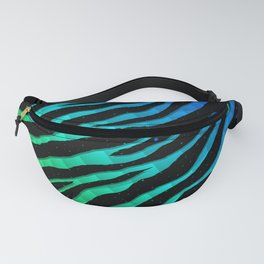 Ripped SpaceTime Stripes - Rainbow YGCBP Fanny Pack