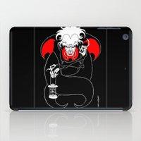 dracula iPad Cases featuring Dracula by JoJo Seames