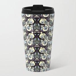 Black cat magic Travel Mug