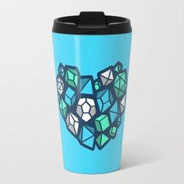 Heart of a Dungeon Master Travel Mug