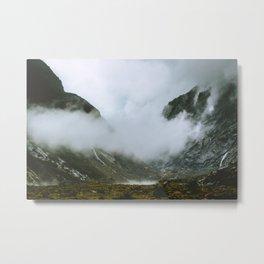 Franz Joseph valley 2 Metal Print