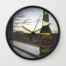 Stella Artois  Wall Clock