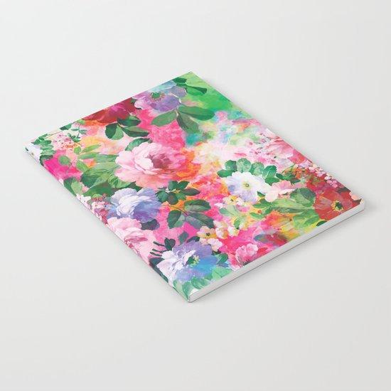 Beautiful Garden Notebook