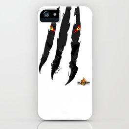 Raptor (Maxime T) iPhone Case
