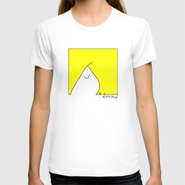 Lauren at Chirtmats Y T-shirt