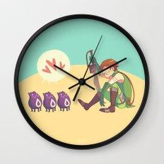 Silabus Wall Clock