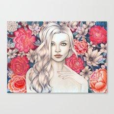 Siobhan Canvas Print
