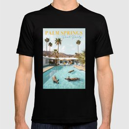 Pig Poolside Party T-shirt