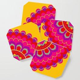 Masala Mandala Coaster