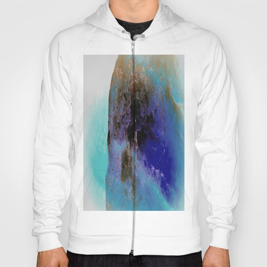 abstract world Hoody