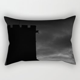 shot on film .. dark tower Rectangular Pillow