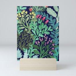 Botanical Glow Mini Art Print