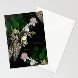 NIGHT CRAWLER   CHANDELIER Stationery Cards