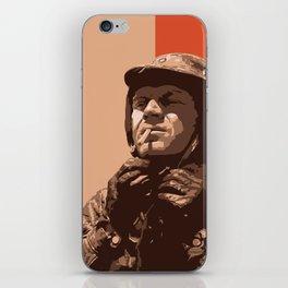 S McQueen iPhone Skin