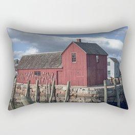 Rockport's Motif #1 Rectangular Pillow