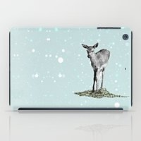 bambi iPad Cases featuring Bambi by Monika Strigel